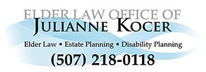Law Offices of Julianne Kocer P.S. Seattle, WA Logo